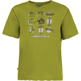 E9 My Day - T-shirt manches courtes Homme - vert